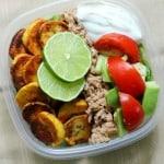 Cuban-Style Tuna Meal Prep Bowls