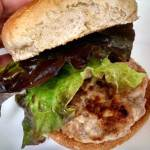Honey Dijon Turkey Burgers