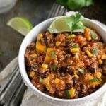 Slow Cooker Mexican Quinoa