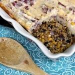 Tasty Southwestern Turkey Shepherds Pie