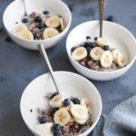 Homemade health instant oatmeal recipe