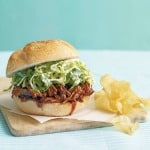 CrockPot Pulled Pork Sandwiches