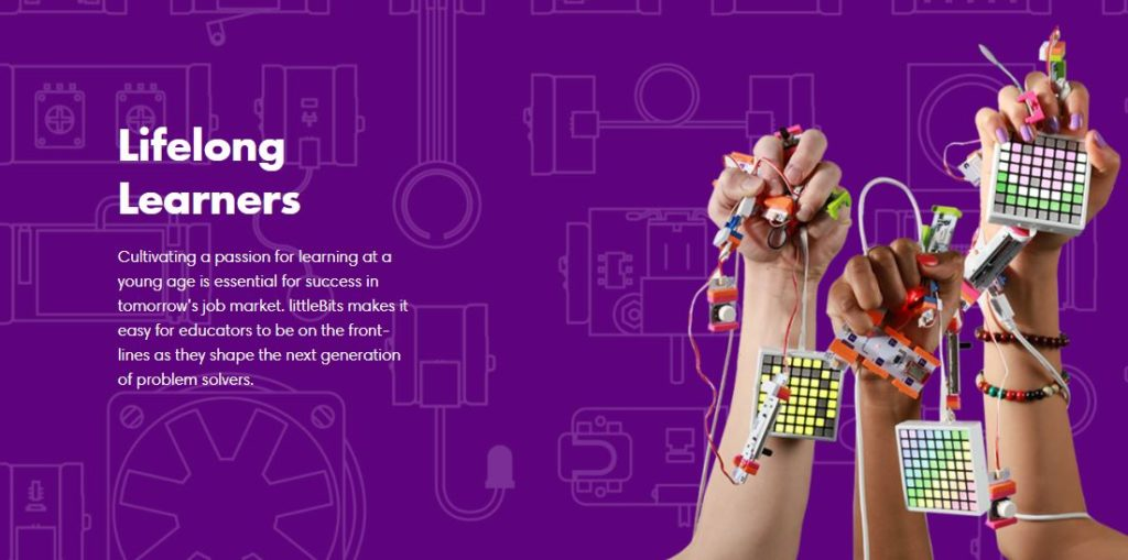 LittleBits: Creating Lifelong Learners