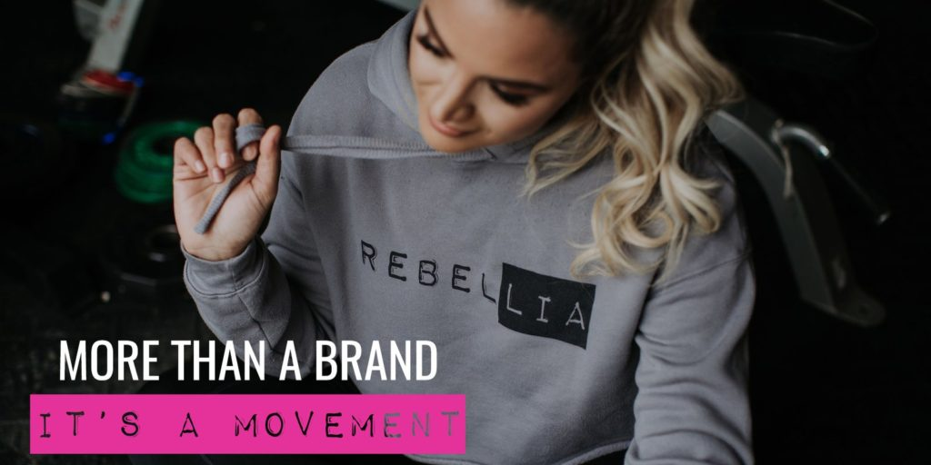 Rebellia Clothing: More Than a Brand, It's a Movement