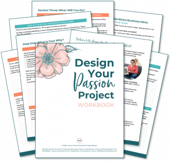Design Your Passion Project Workbook