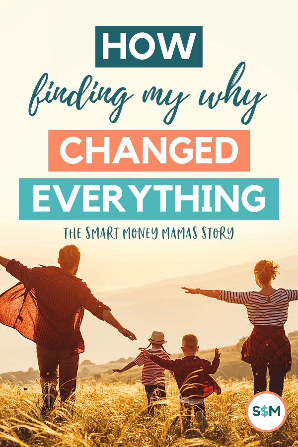 How Finding My Why Changed Everything pin