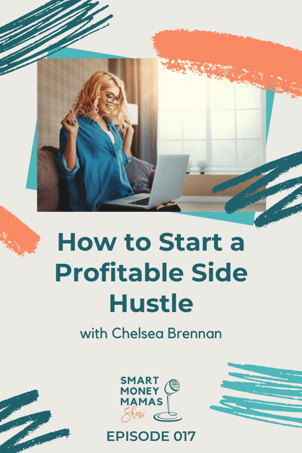 How to Start a Profitable Side Hustle pin