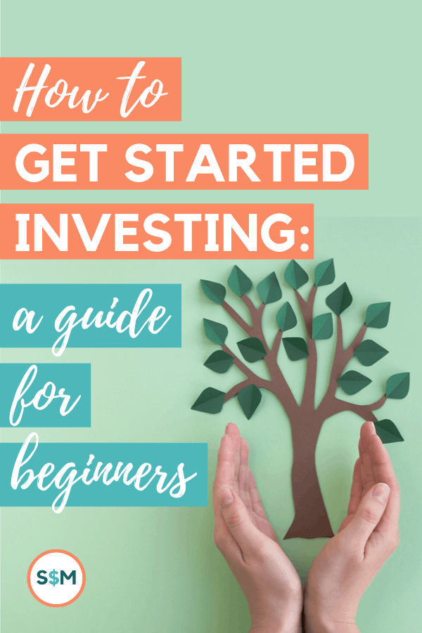 How to Get Started Investing: a Guide for Beginners pin