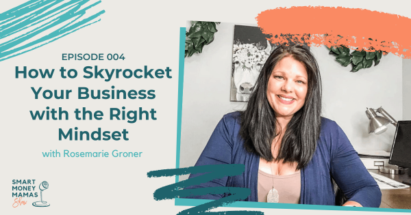 Rosemarie Business Mindset - Share