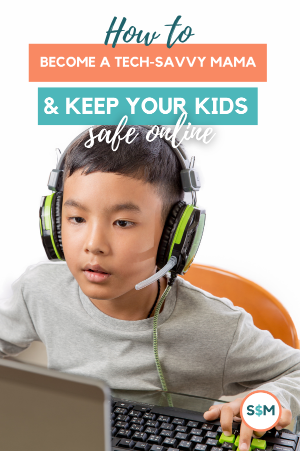 Keep your kids safe online with these tips!